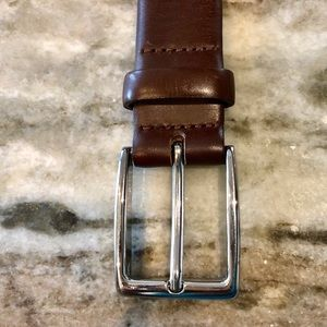 Polo Ralph Lauren Leather Belt Size 49 inches long